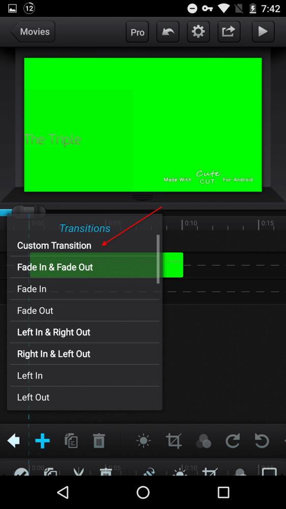 cute cut video tool