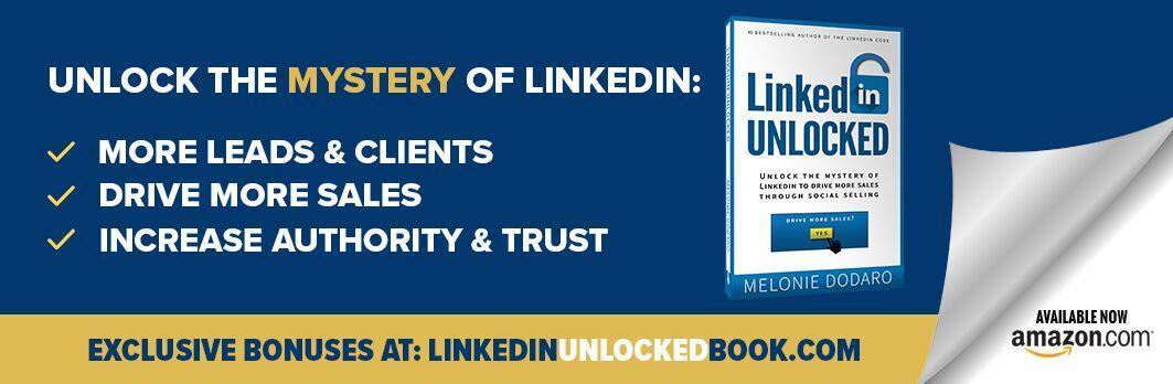 linkedin unlocked amazon
