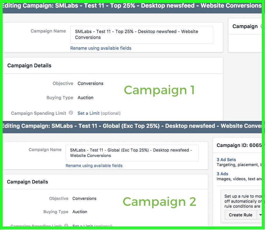 Campaign level