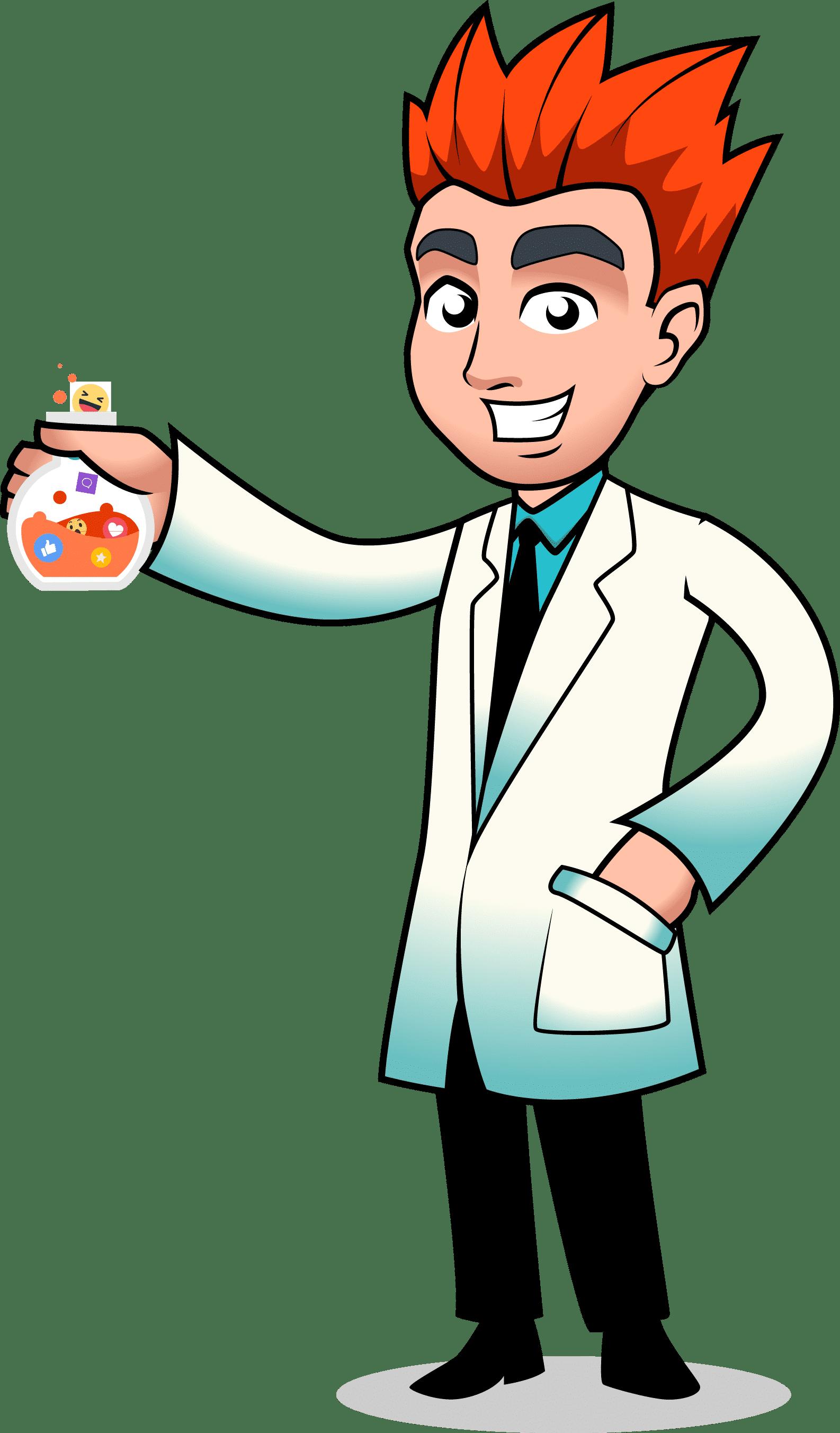 social media lab Scientist