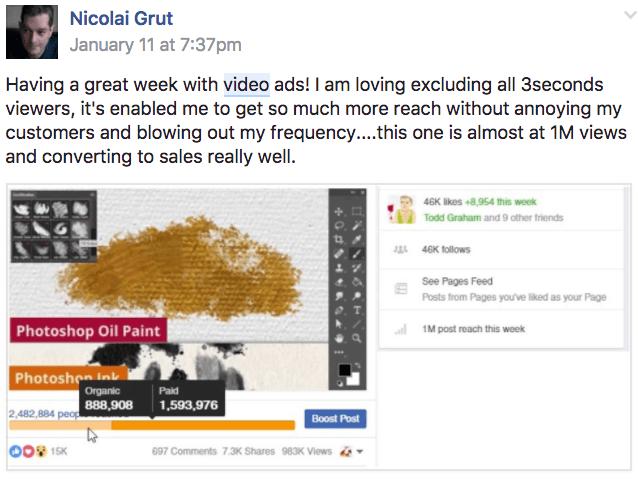 Video Ad Feedback