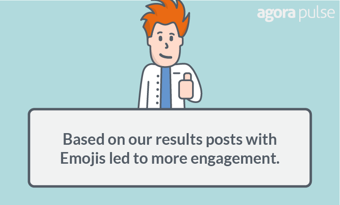 emojis on instagram results