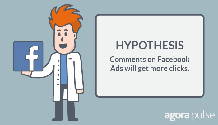 facebook ad comments hypothesis 1