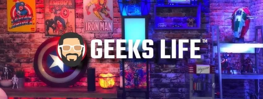geeks life facebook page