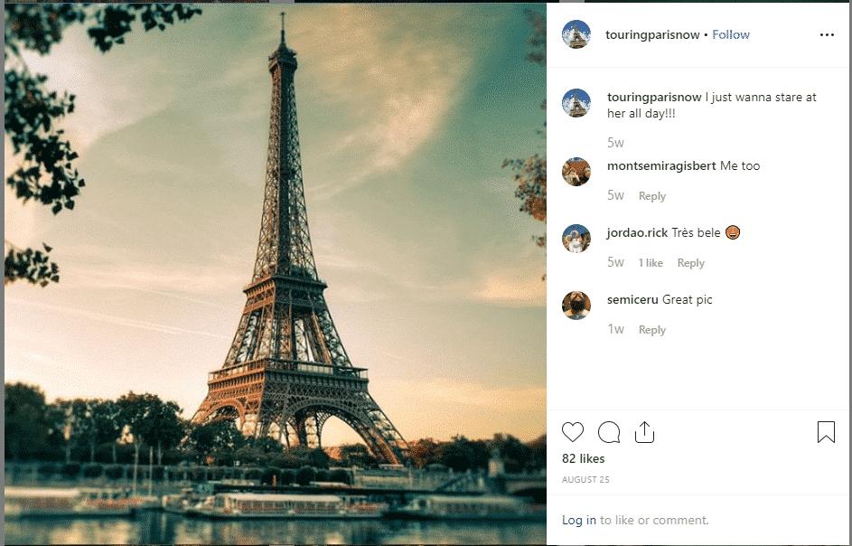 paris instagram