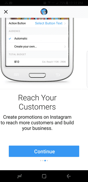 reach your instagram customers