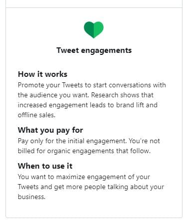 twitter ad engagements