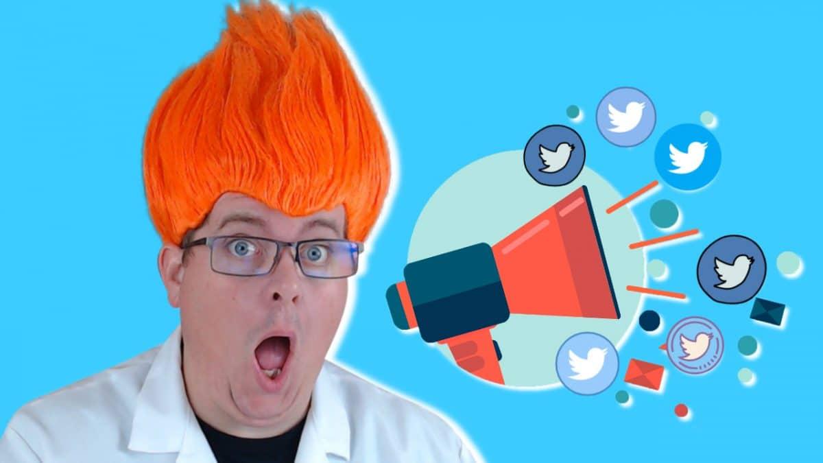 Twitter Marketing Survey results from Social Media Lab