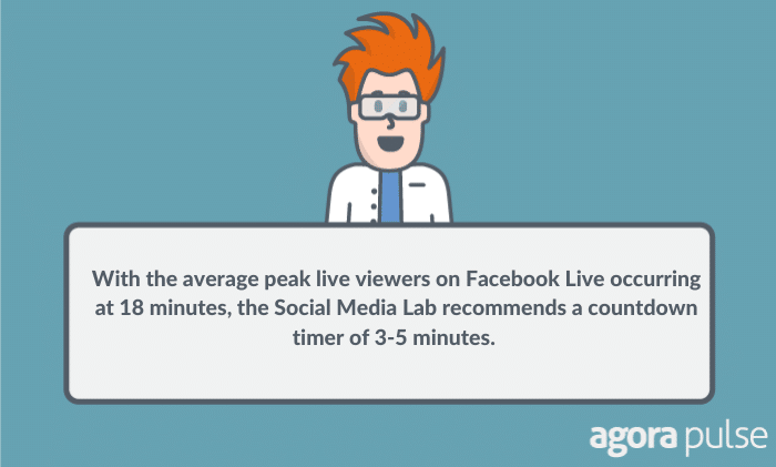 facebook countdown timer conclusion